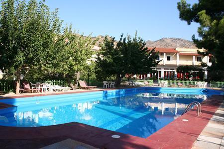 Holidays at Molivos II Hotel in Eftalou Molyvos, Molyvos