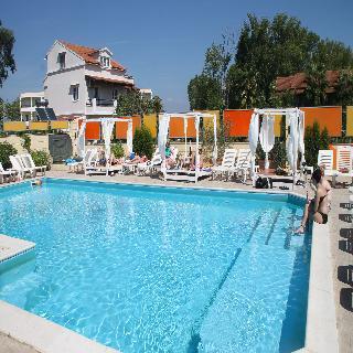 Holidays at Antonys Complex in Kavos, Corfu