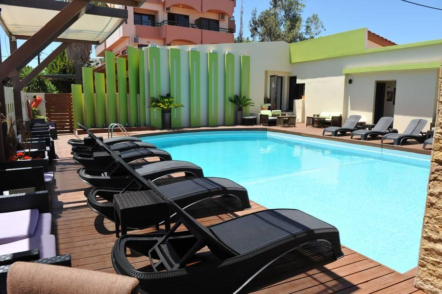 Holidays at Heleni Hotel in Ialissos, Rhodes