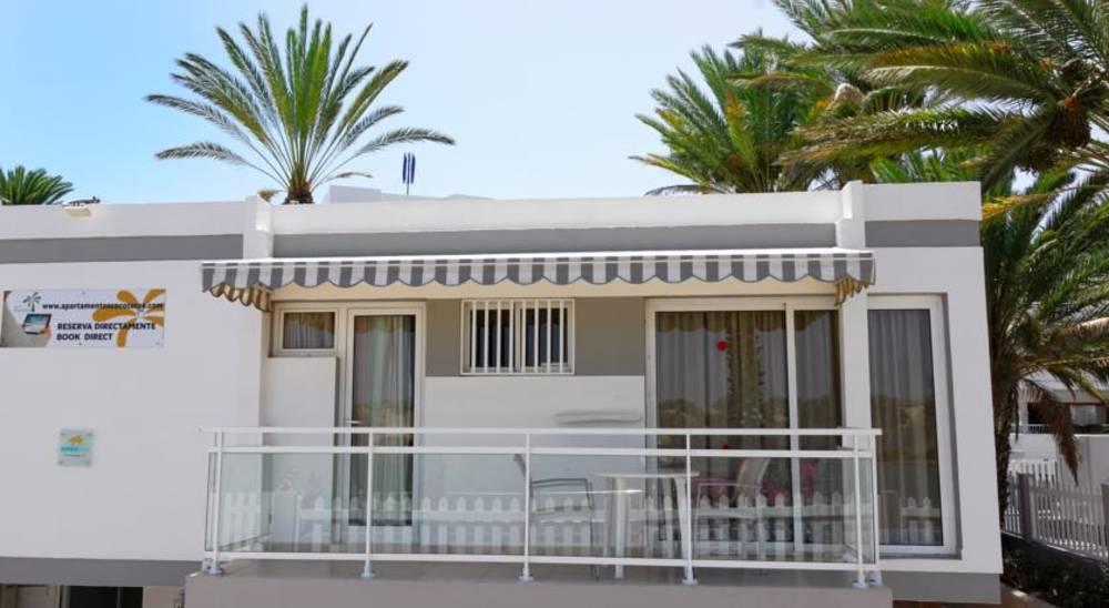Holidays at Cocoteros Apartaments in Maspalomas, Gran Canaria