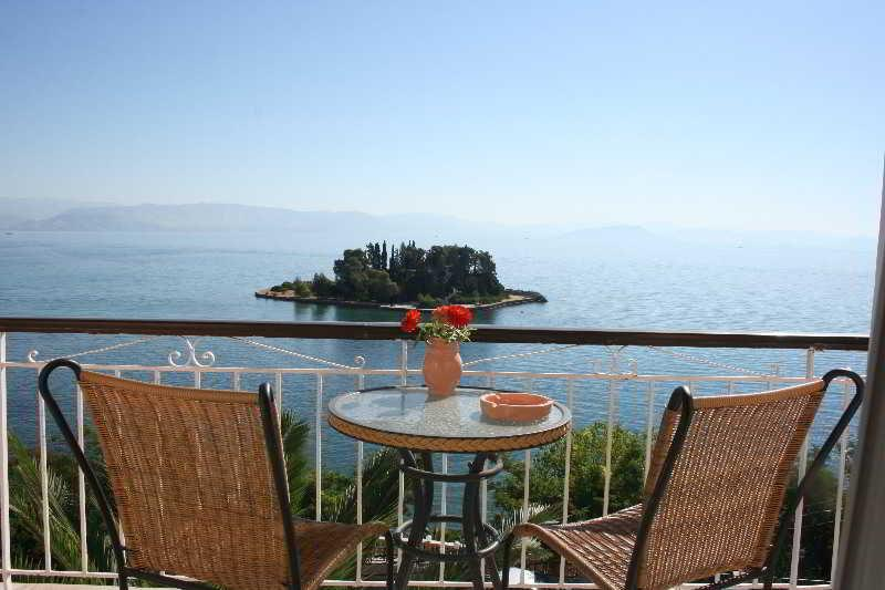 Holidays at Aegli Hotel in Perama, Corfu