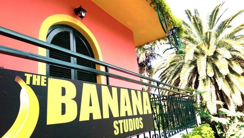 Holidays at The Banana Studios in Benitses, Corfu