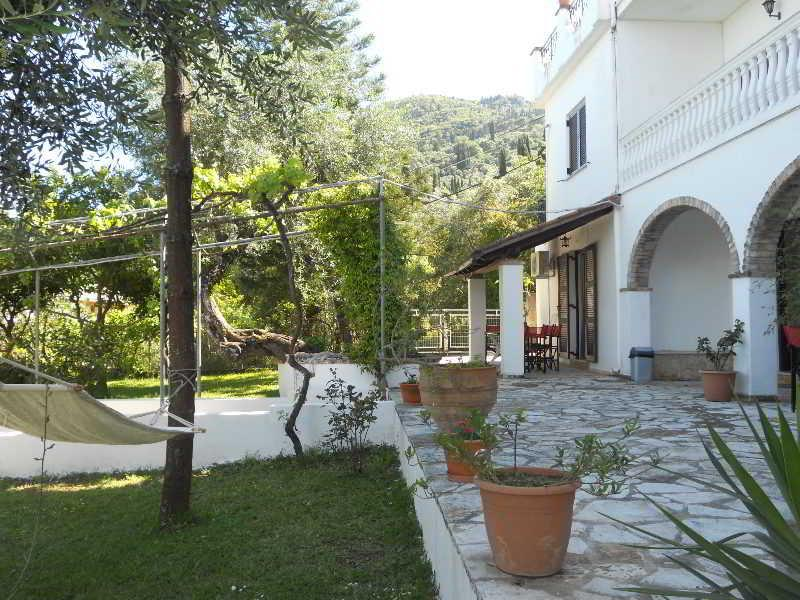 Holidays at Ginas Rooms and Studios in Benitses, Corfu