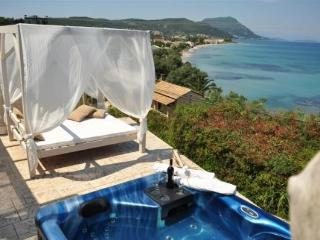 Holidays at Palms and Spas Corfu Boutique Apartments in Messonghi, Corfu