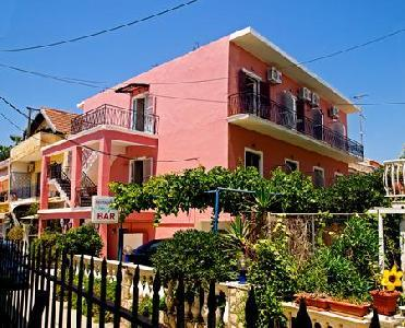 Holidays at Roulis Hotel in Messonghi, Corfu