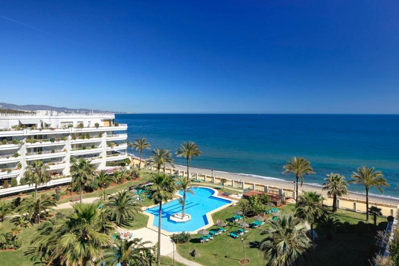 Coral beach apartments puerto banus costa del sol spain for Puerto banus costa del sol