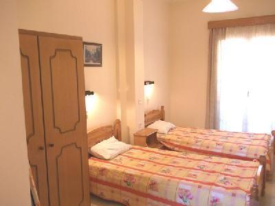 Holidays at Lemon Lane Studios and Apartments in Kavos, Corfu