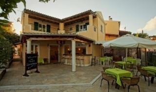 Holidays at Tonis Guesthouse in Kavos, Corfu