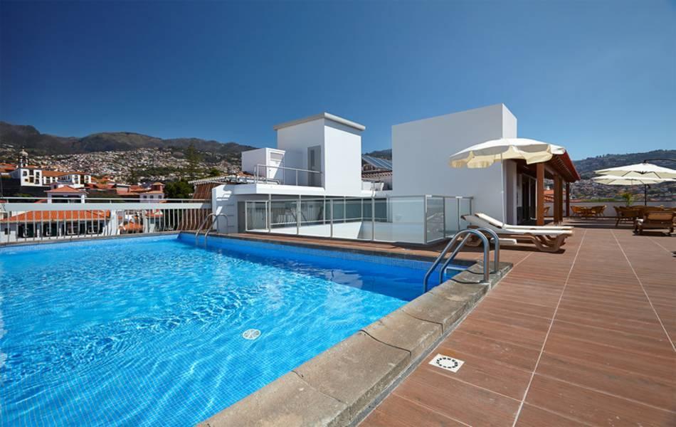 Holidays at Madeira Hotel in Funchal, Madeira