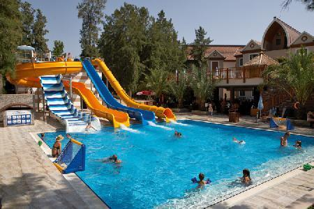 Holidays at Club Dem Spa & Resort in Konakli, Antalya Region