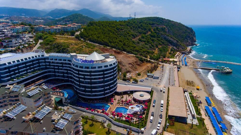 Holidays at Nox Inn Deluxe Hotel in Konakli, Antalya Region