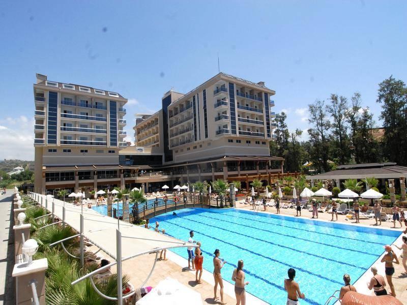 Holidays at Dizalya Palm Garden Hotel in Konakli, Antalya Region
