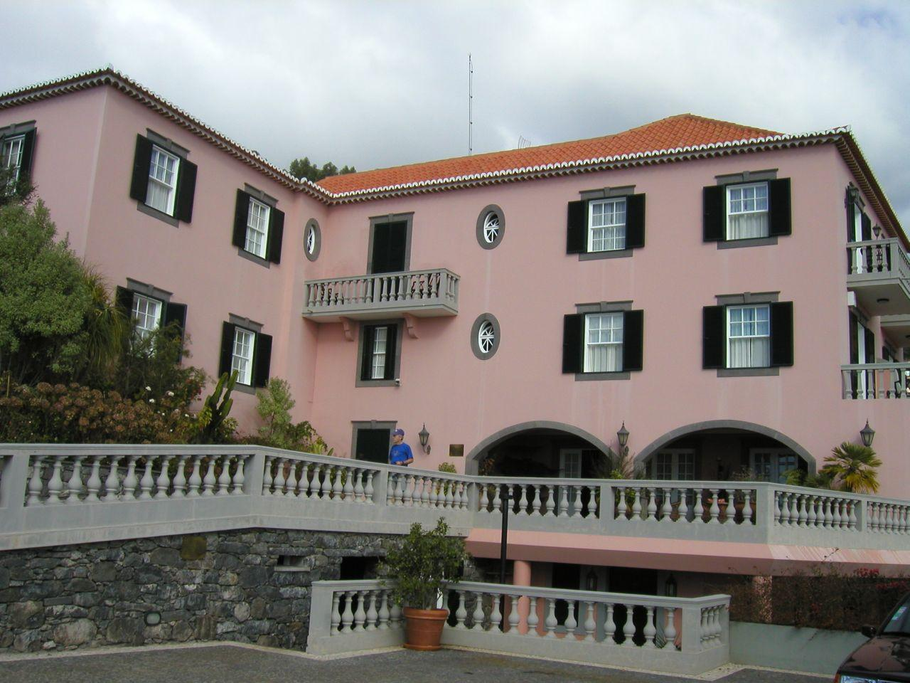 Holidays at Quinta Do Alto De Sao Joao Hotel in Funchal, Madeira