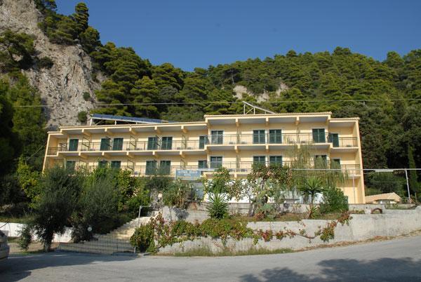 Holidays at Glyfada Beach Hotel in Glyfada, Corfu