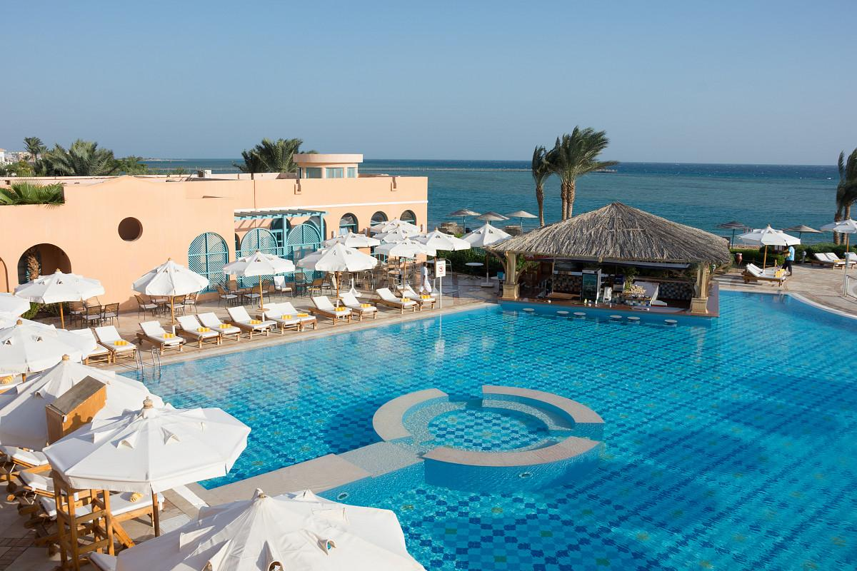 Holidays at Bellevue Beach Hotel in El Gouna, Egypt