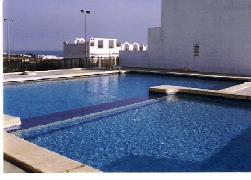 Holidays at Mojamar Playa Apartments in Mojacar, Costa de Almeria