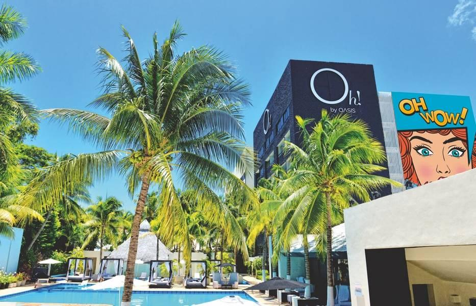 Holidays at Oh The Urban Oasis in Cancun Centro, Cancun