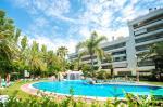 Holidays at Ona Jardines Paraisol Apartments in Salou, Costa Dorada