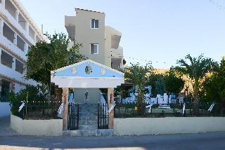 Holidays at Farkia Exclusive Studios in Faliraki, Rhodes