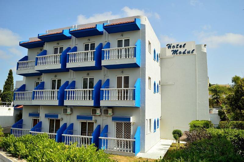 Holidays at Modul Hotel in Faliraki, Rhodes