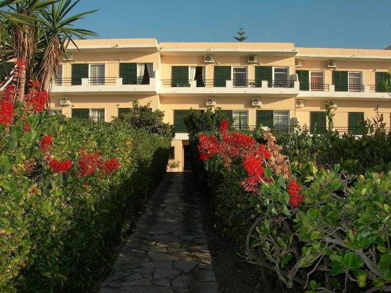 Holidays at Akti Anastasia Aparthotel in Acharavi, Corfu