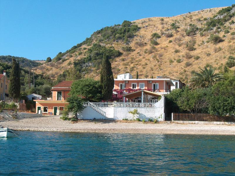 Holidays at Imerolia Studios in Kassiopi, Corfu