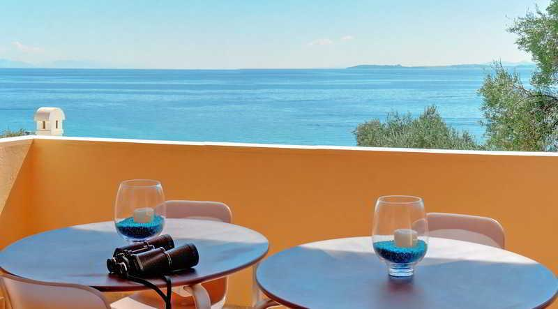 Holidays at Glyfa Corfu Apartments in Barbati, Corfu