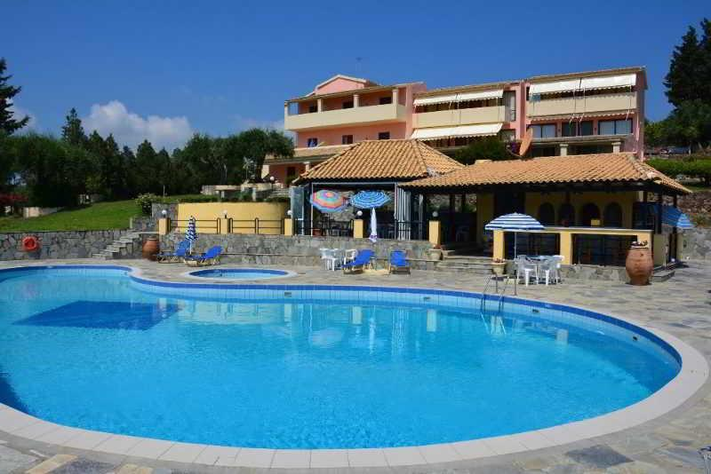 Holidays at Penelope Apartments in Dassia, Corfu