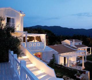 Holidays at Castello Di Vista Suites in Kato Korakiana, Dassia