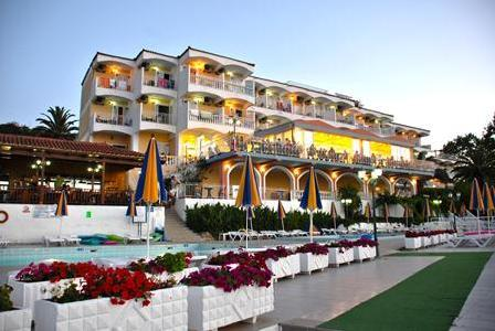 Holidays at Captains Hotel in Argassi, Zante