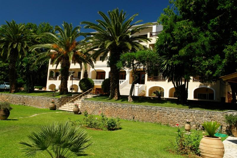 Holidays at Fiori Hotel in Gouvia, Corfu