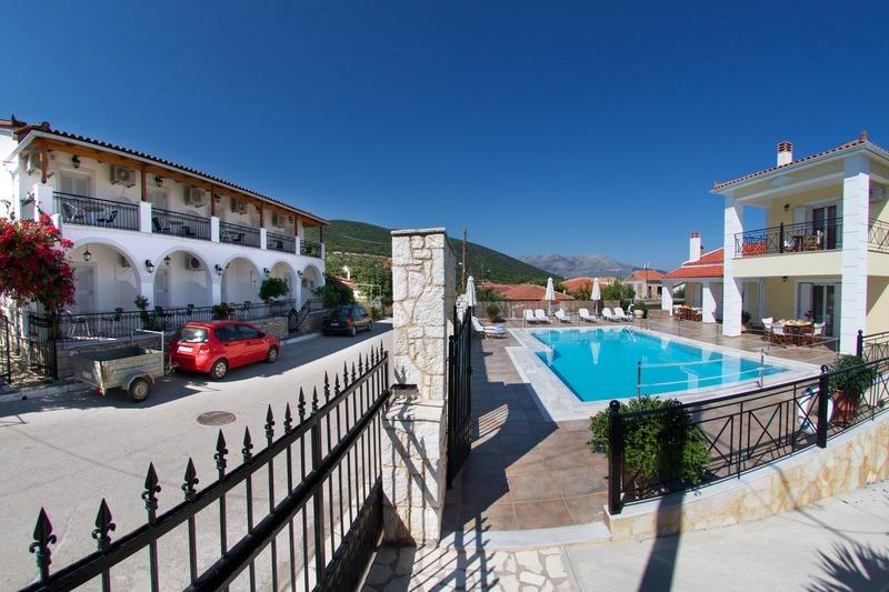 Holidays at Diamanto Studios in Sami, Kefalonia