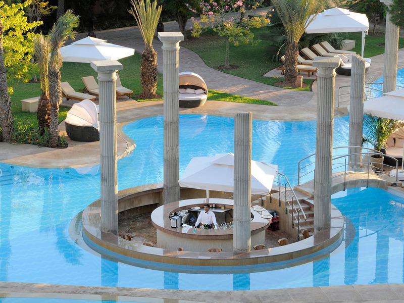 Hotel Es Saadi Palace A Marrakech