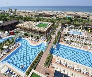 Trendy verbena beach hotel side antalya region turkey for Trendiest hotels