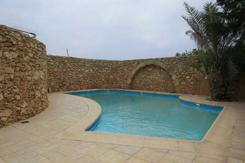 Holidays at Razzett Tan Nannu Farmhouse in Gozo, Malta