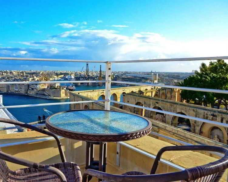 Holidays at Castille Suites & Penthouses in Valletta, Malta