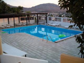 Holidays at Anagros Hotel in Archangelos, Kolymbia