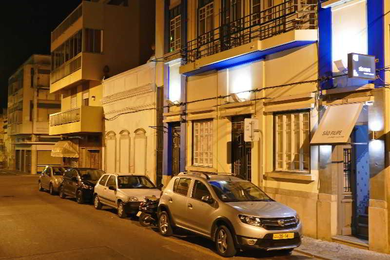 Holidays at Sao Filipe Guest House in Faro, Algarve