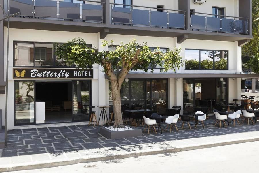 Holidays at Butterfly Boutique Hotel in Rhodes Town, Rhodes