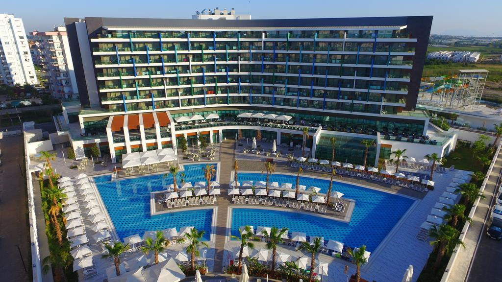 Wind Of Lara Hotel And Spa Lara Beach Antalya Region Turkey Book