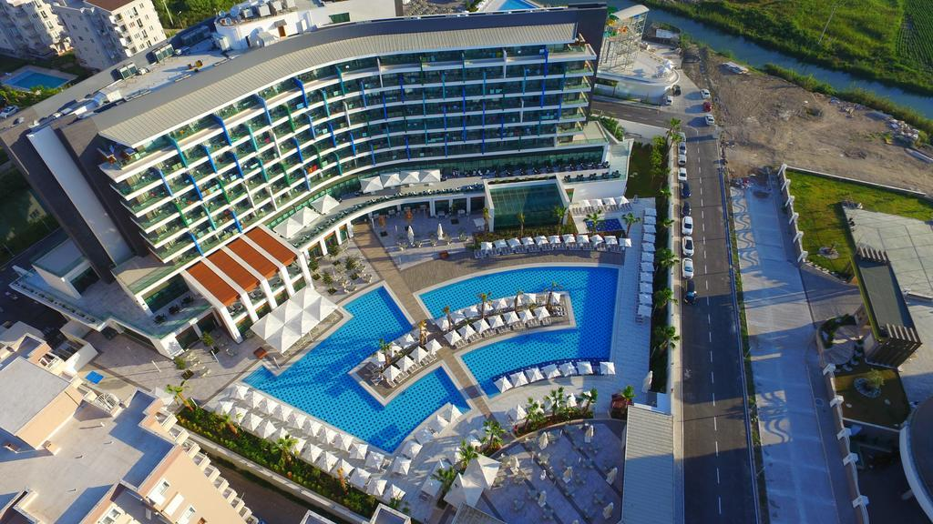 Wind Of Lara Hotel And Spa Lara Beach Antalya Region Turkey Book