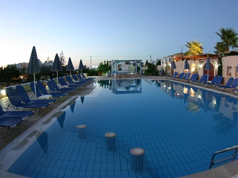 Holidays at Golden Bay Apartments in Gournes, Gouves