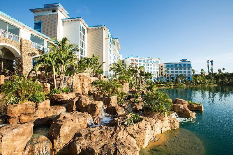 Holidays at Universal Loews Sapphire Falls Resort in Orlando International Drive, Florida