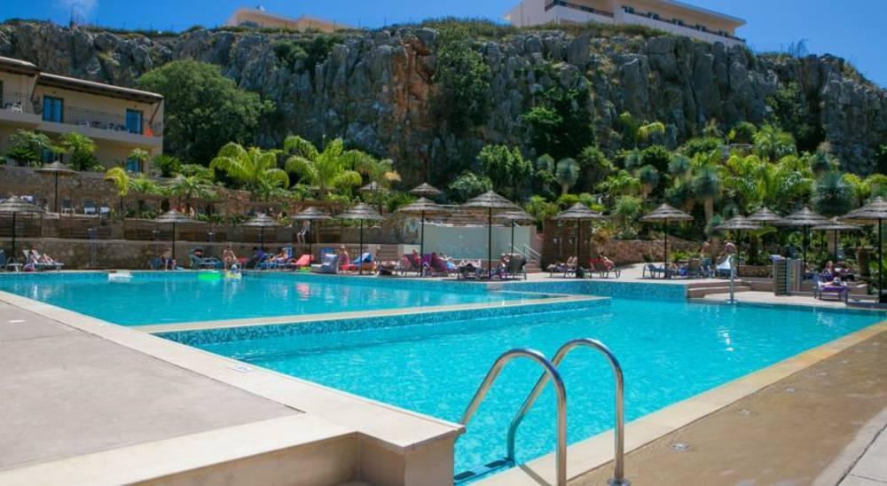 Holidays at Finas Hotel in Pefkos, Rhodes