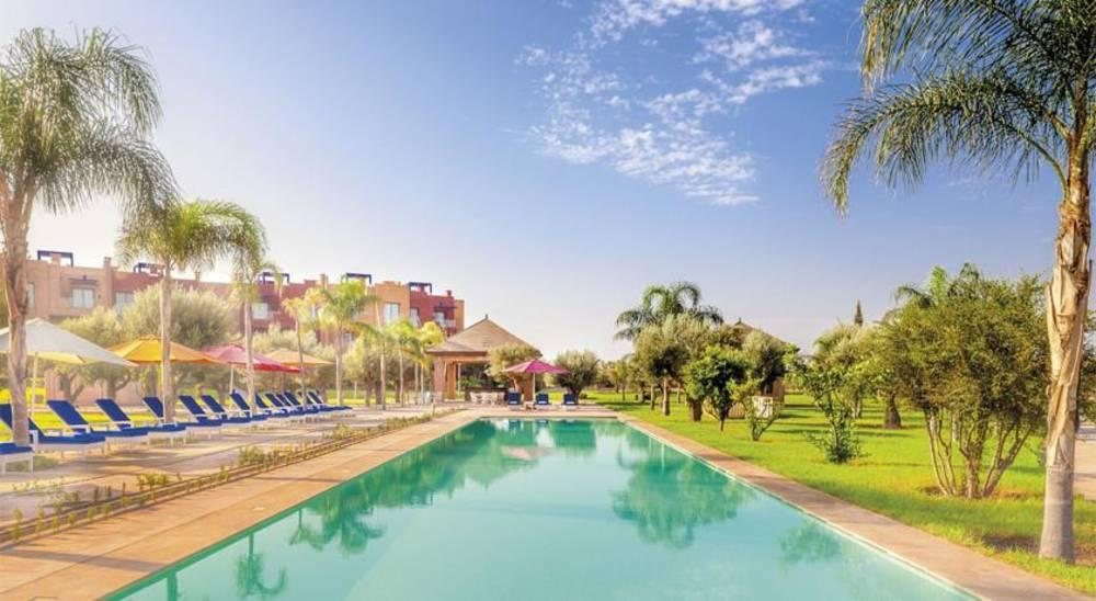 Holidays at Le Vizir Center Park and Resort in Palm Groves, Marrakech