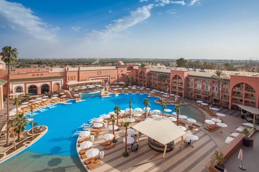 Holidays at Savoy Le Grand Hotel in Marrakech, Morocco
