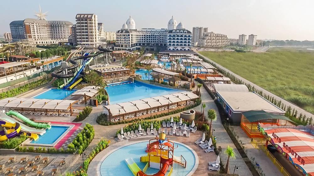 Holidays at Adalya Elite Lara Hotel in Lara Beach, Antalya Region