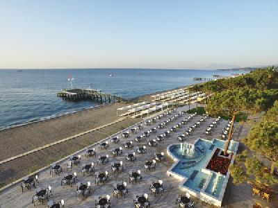 Holidays at Alva Donna World Palace Hotel in Kiris, Kemer