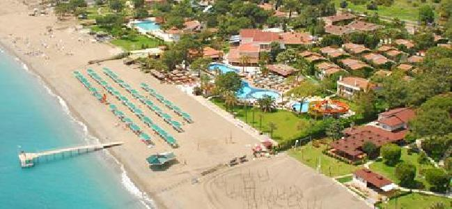 Holidays at Club Boran Mare Beach Hotel in Goynuk, Kemer