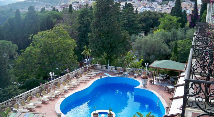 Holidays at Taormina Park Hotel in Taormina, Sicily